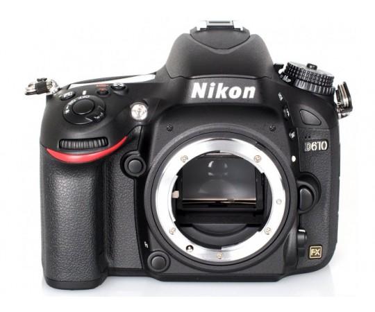 Nikon D610 Hus